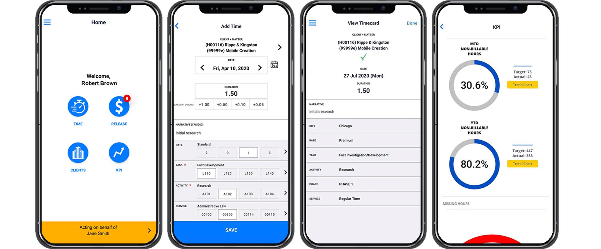 SurePoint Mobile App